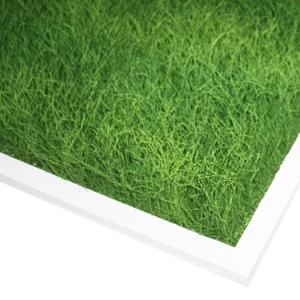 Grass wall panel